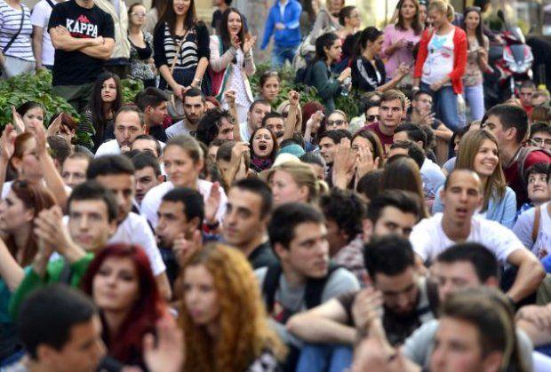 U ponedeljak protest studenata u Kragujevcu