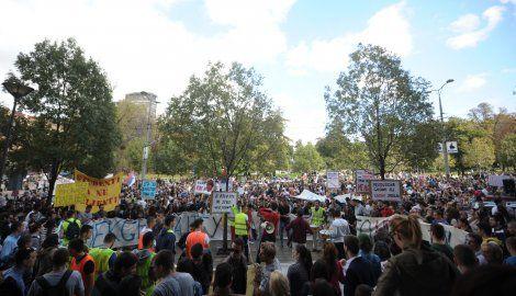 PROTEST Studenti sutra na ulici, traže i ostavku Verbića