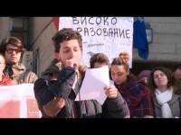 Skopski studenti proglasili autonomnu zonu
