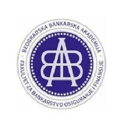 Beogradska bankarska akademija – Fakultet za bankarstvo, osiguranje i finansije