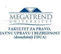 Fakultet za pravo, javnu upravu i bezbednost (dosadašnji FDUA)