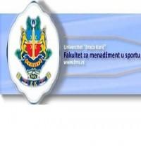 Fakultet za menadžment u sportu